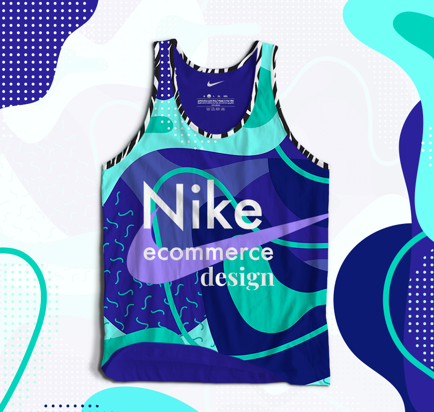 Nike branding