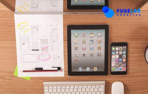 UX design fro FuseLab