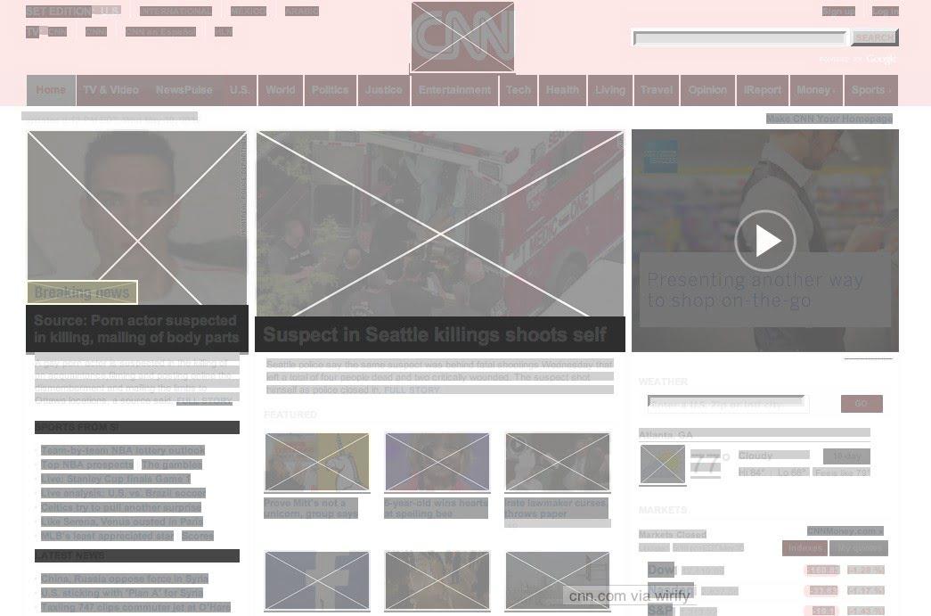 Web application end user