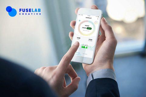 Mobile Dashboard Design