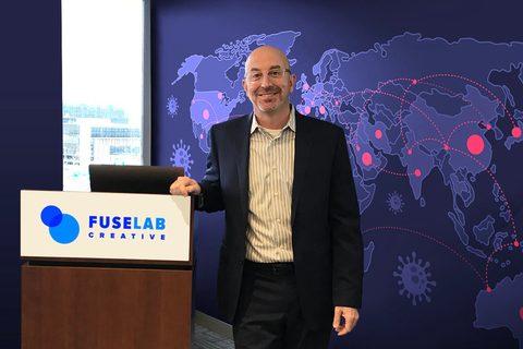Marc Caposino CEO FuseLab Creative