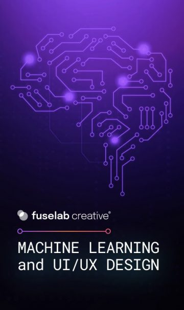 UI Design with Machine Learning in Mind